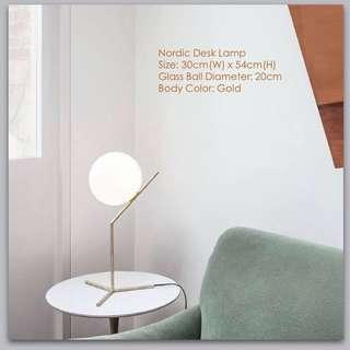 Nordic Desk Lamp