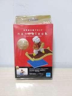 Nanoblock 阿拉丁(送雞仔)