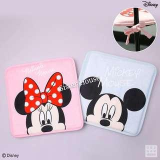 🇰🇷 Daiso Disney Mickey Minnie Mouse Cushion 廸士尼米奇米妮老鼠座墊
