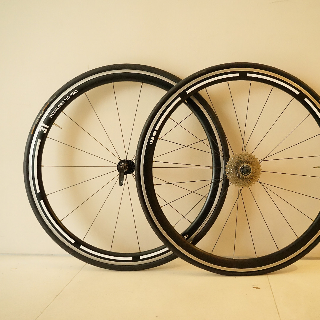 ee7c4576e0a 3T Accelero 40 Pro wheelset, Bicycles & PMDs, Bicycles, Road Bikes ...