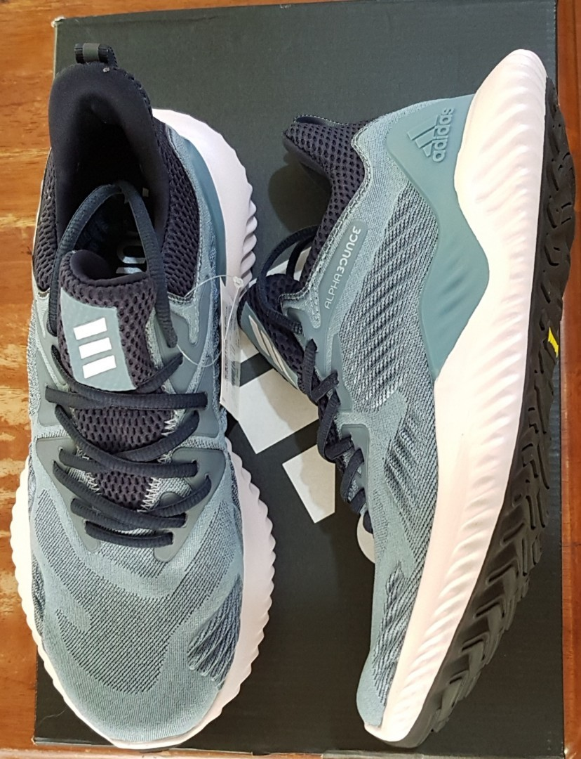 4176b6632a017 Adidas Alphabounce beyond running shoes size 8.5 and 9 US for women ...