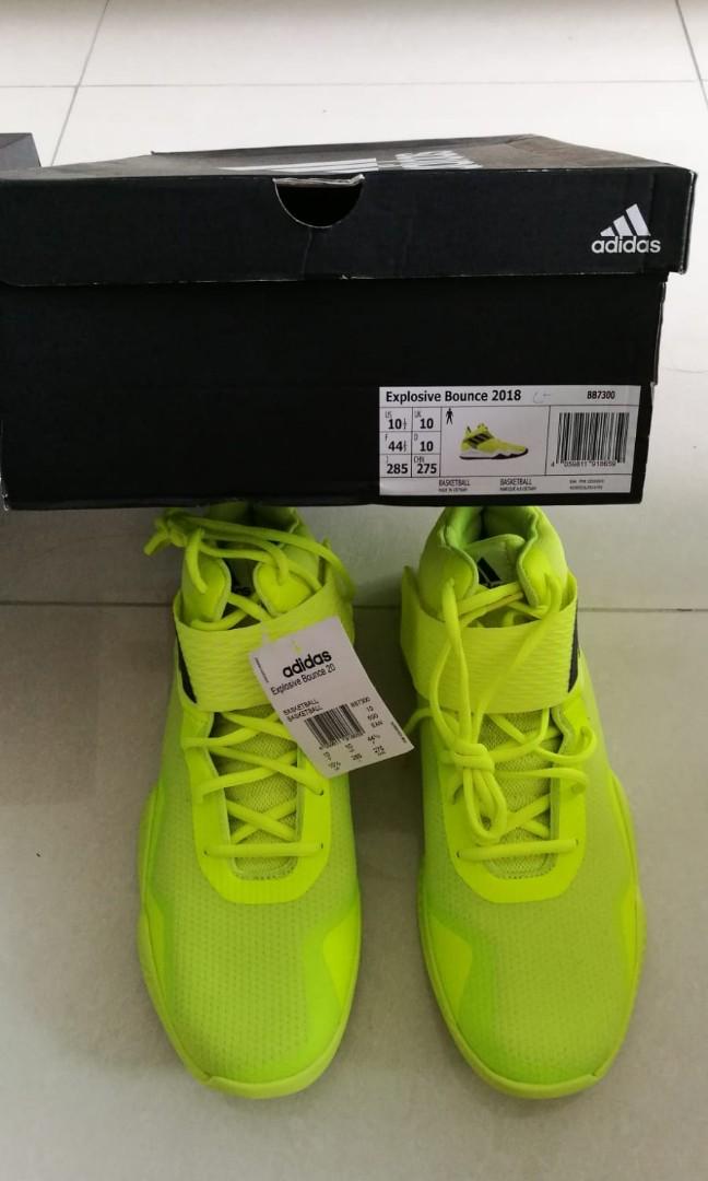 92d0d403502 Adidas Explosive Bounce 2018 (size US 10.5)