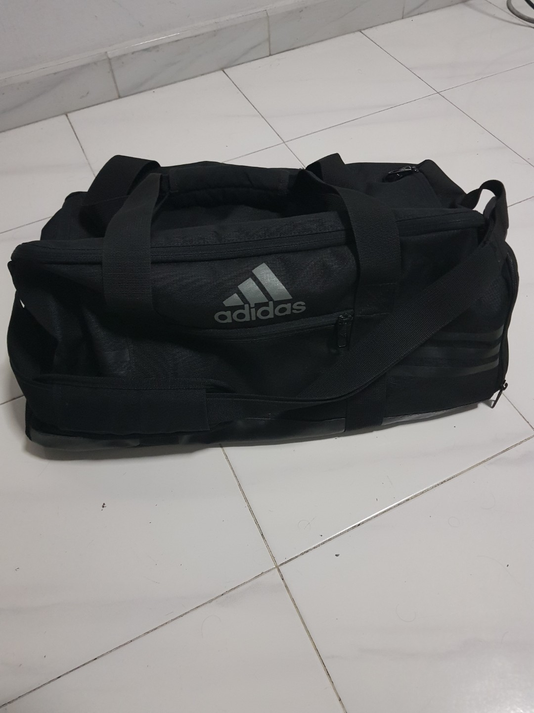 311c1863916 Adidas gym Duffle Bag, Men's Fashion, Bags & Wallets, Others on ...