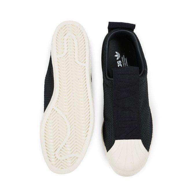 best service f2626 67944 adidas Originals Superstar Slip On Trainers BW35, Women's ...