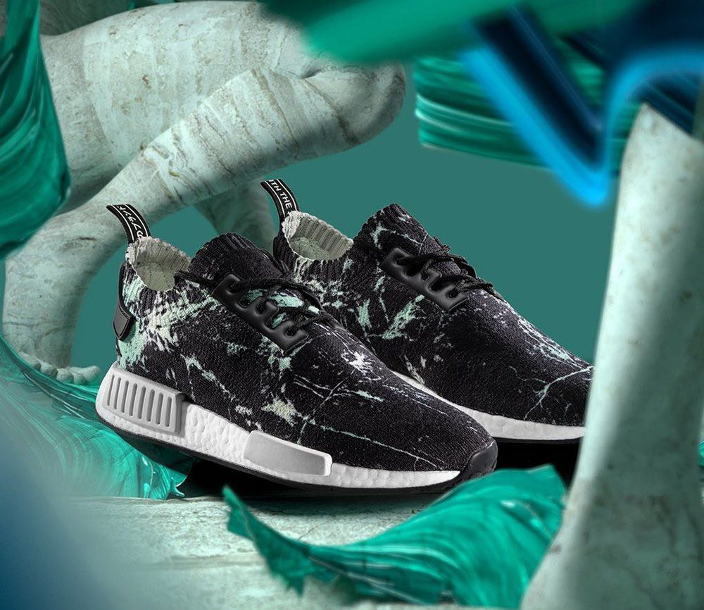 ae32dea1 Adidas R1 NMD Marble, Men's Fashion, Footwear, Sneakers on Carousell