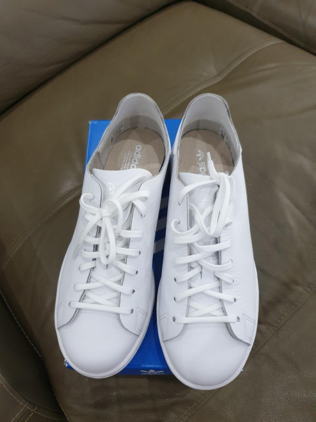 buy online 38d89 e6e9b Adidas Stan Smith Nuud White, Women's Fashion, Shoes, Others ...