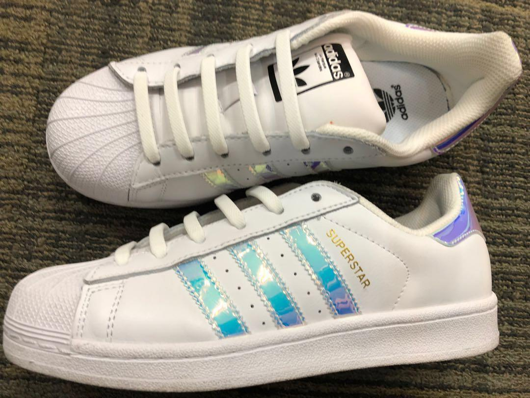 best loved online for sale picked up Adidas Superstar shoes limited edition , Women's Fashion ...