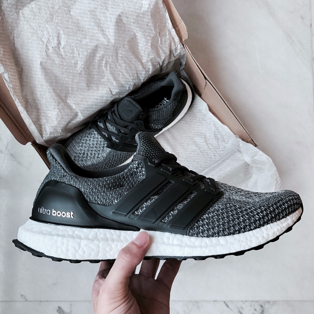 673be1a95 Adidas Ultra Boost 2.0 Solid Grey