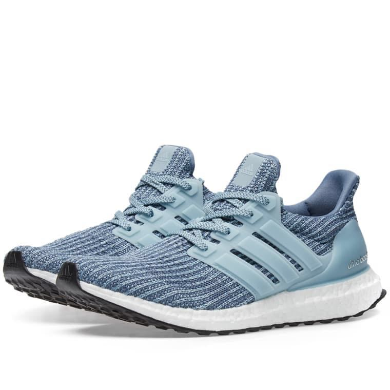 meet d52c3 c64c5 Adidas Ultra Boost 4.0 Ash grey and core black, Mens Fashion, Footwear,  Sneakers on Carousell