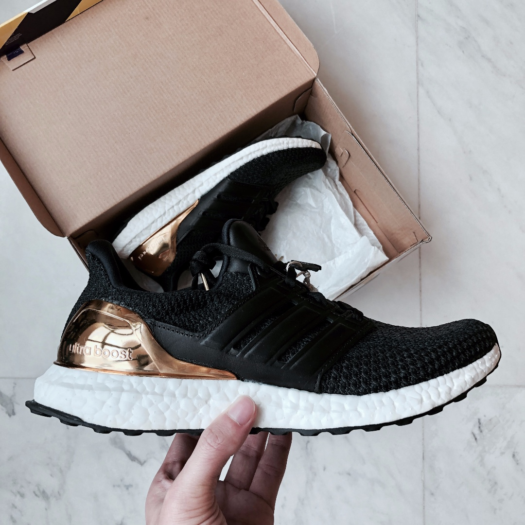 0cfc6872afb31 Adidas Ultra Boost Gold Medal