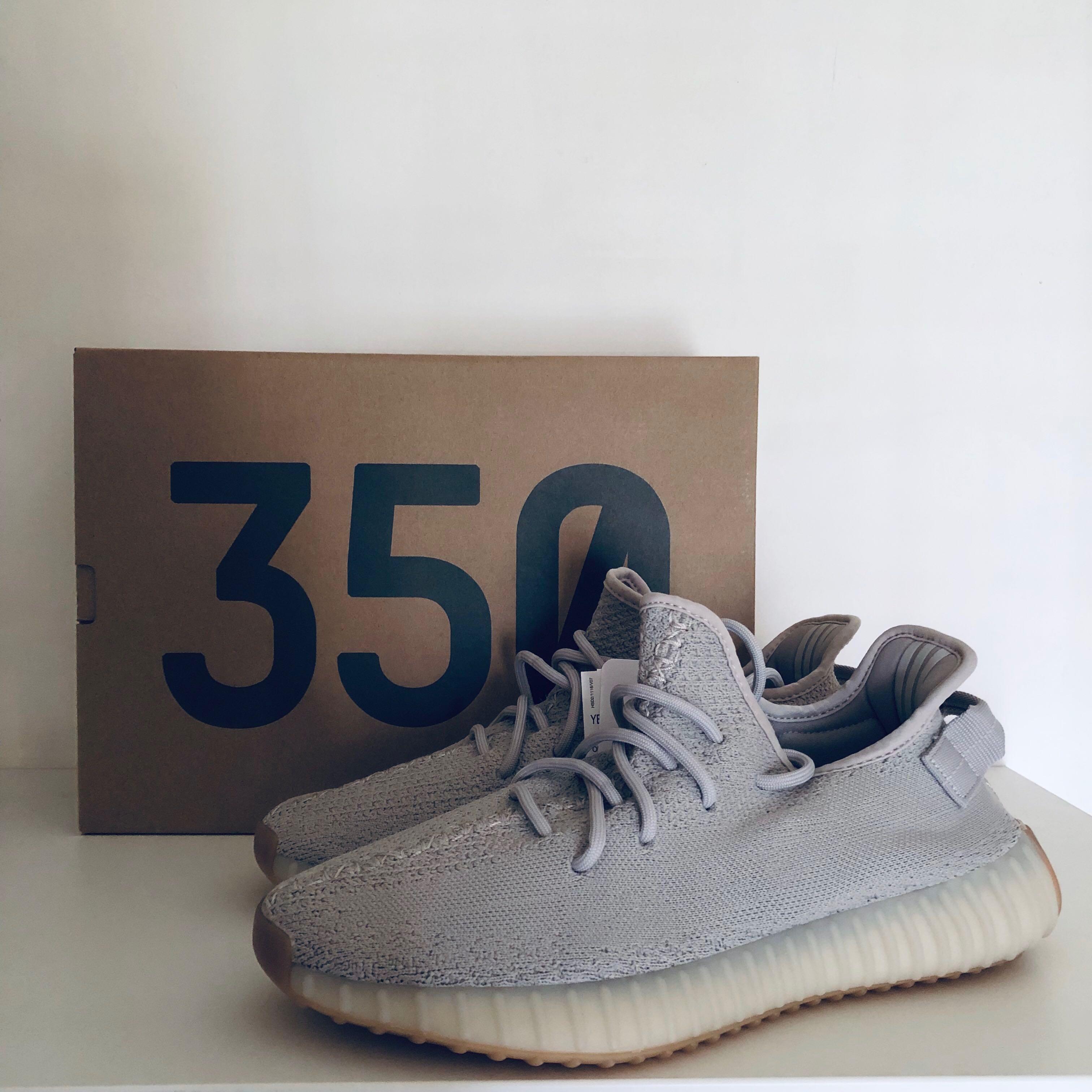 482814fc155e4 Adidas Yeezy Boost 350 v2 Sesame