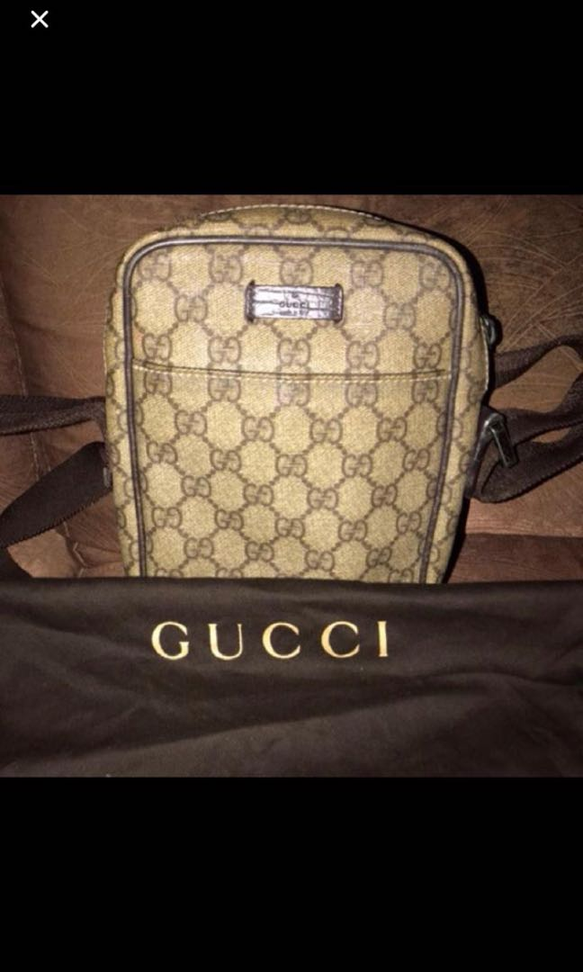 ce7884484 Authentic Gucci Sling Bag, Women's Fashion, Bags & Wallets, Sling ...