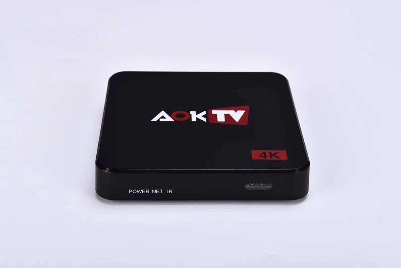 B12 AOK TV Box Gen5