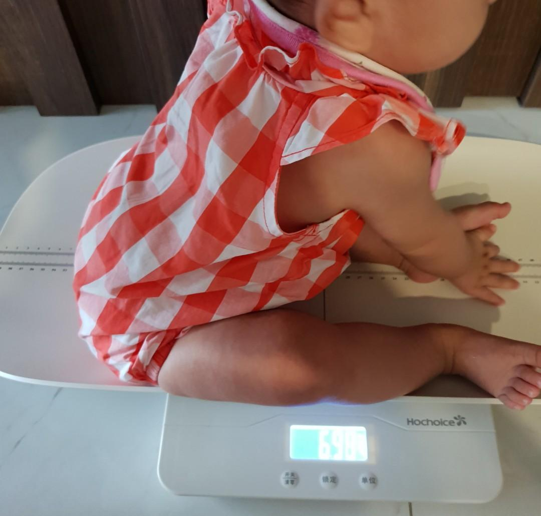 Baby/Toddler Weighing Scale