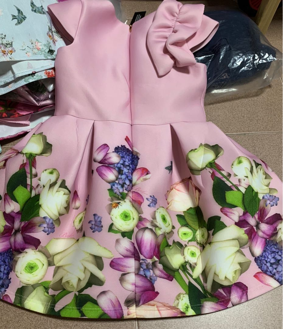 22ddab671c0a Brand new authentic Ted Baker girl dress 2-3 years