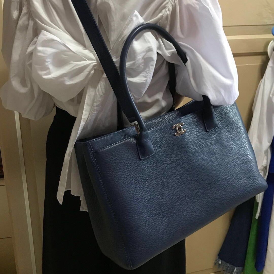 5da930d365ca ✨Chanel Cerf Executive Tote Bag, Luxury, Bags & Wallets, Handbags ...