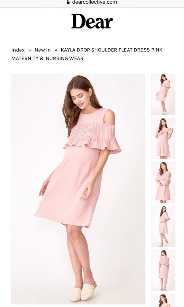 528719f96 Dear Collective Kayla Drop Shoulder Dress S size