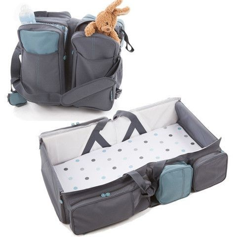 6d64725d0220 Delta Baby Baby Travel Bag and Carrycot