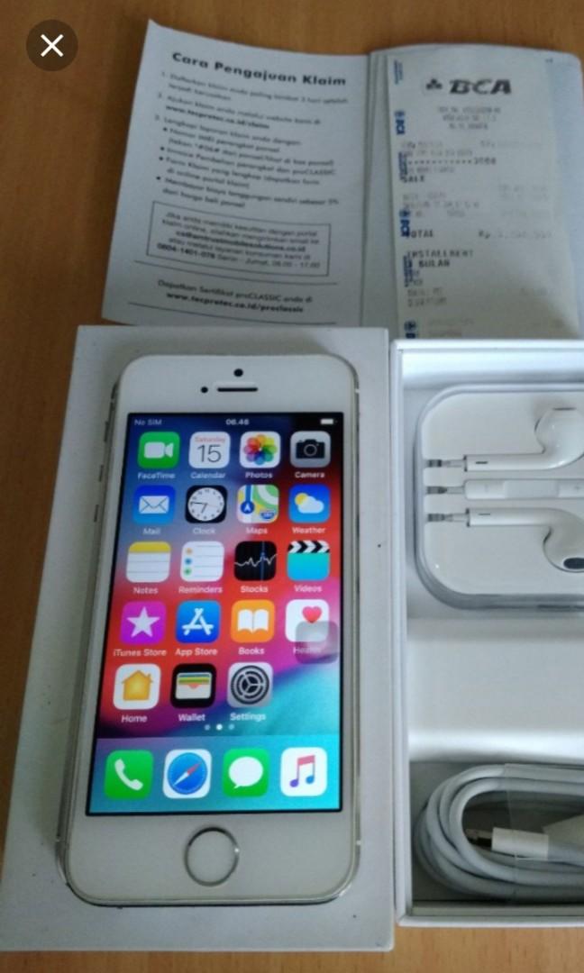 Di Jual Cepat Iphone 5 warna putih 64 GB fd2a7731d8