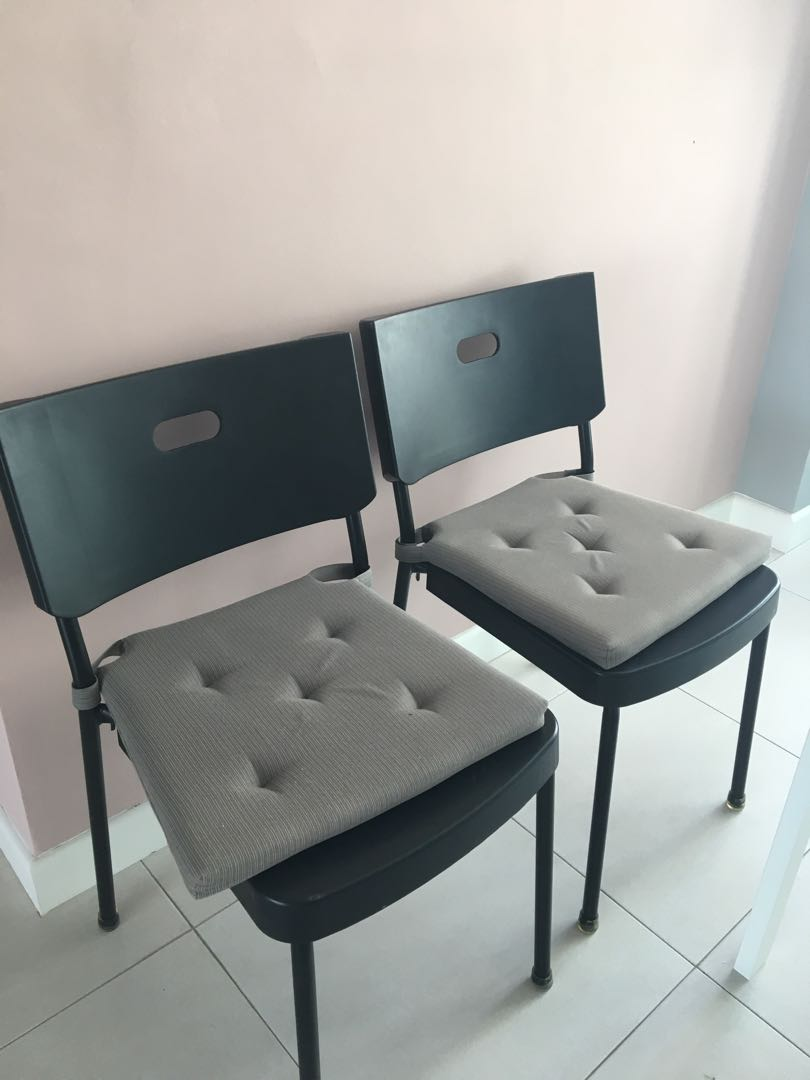 Dining Chairs With Cushion
