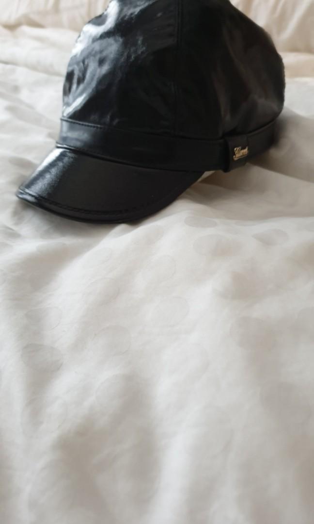8c6095407a7 Final sale Gucci black cap, Men's Fashion, Accessories, Caps & Hats ...