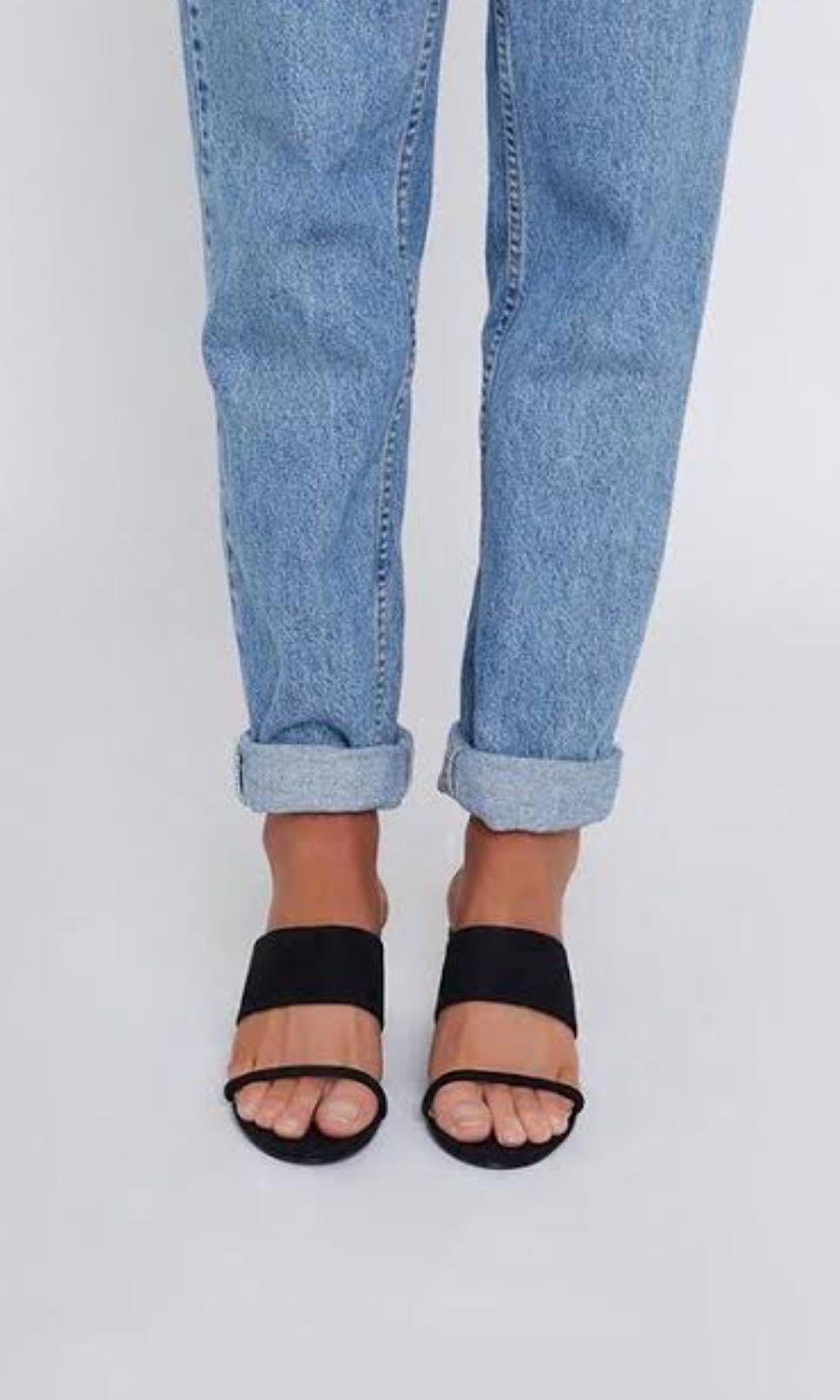 Kyoto Block Heels