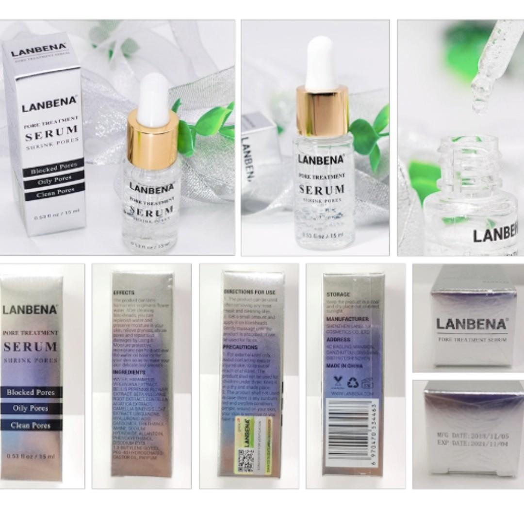 Lanbena Pore Minimizer Health Beauty Face Skin Care On Carousell