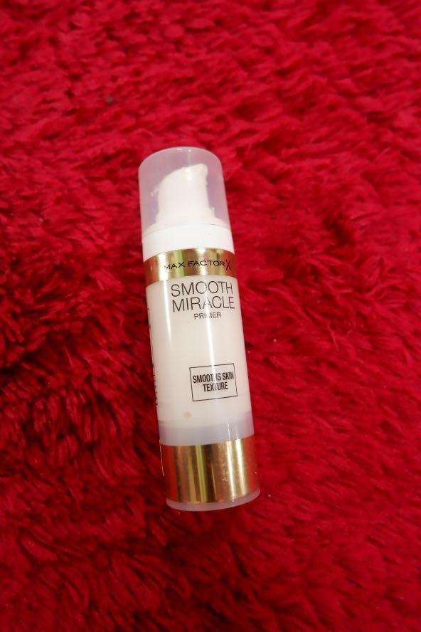 Max factor Smooth Miracel Primer