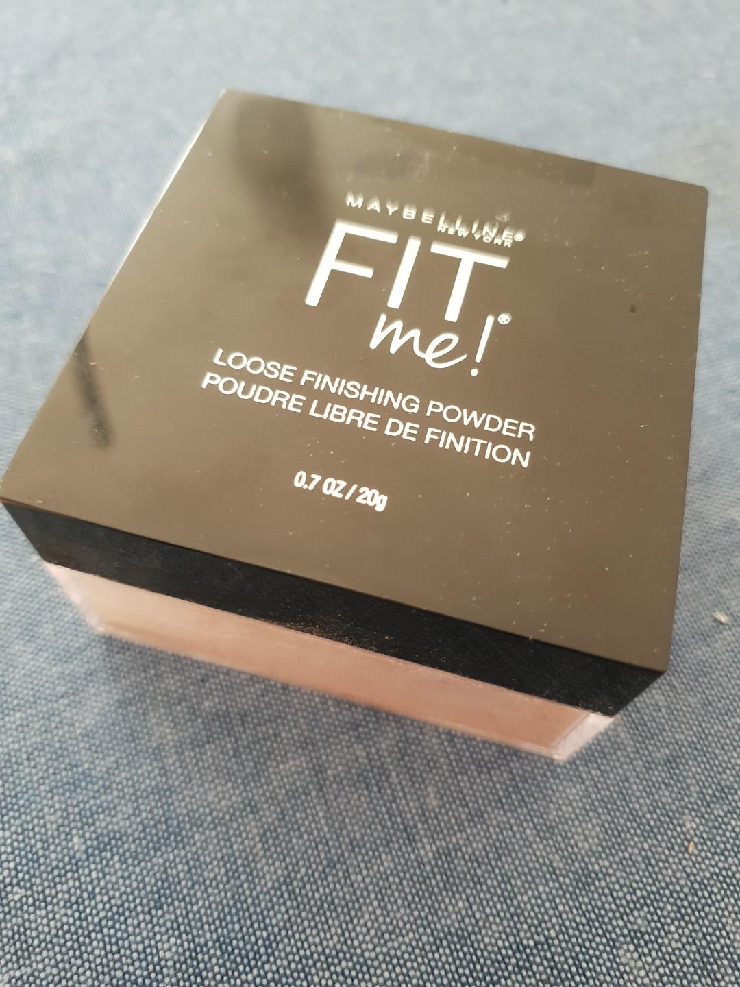 Maybelline loose fit me powder Medium POST included