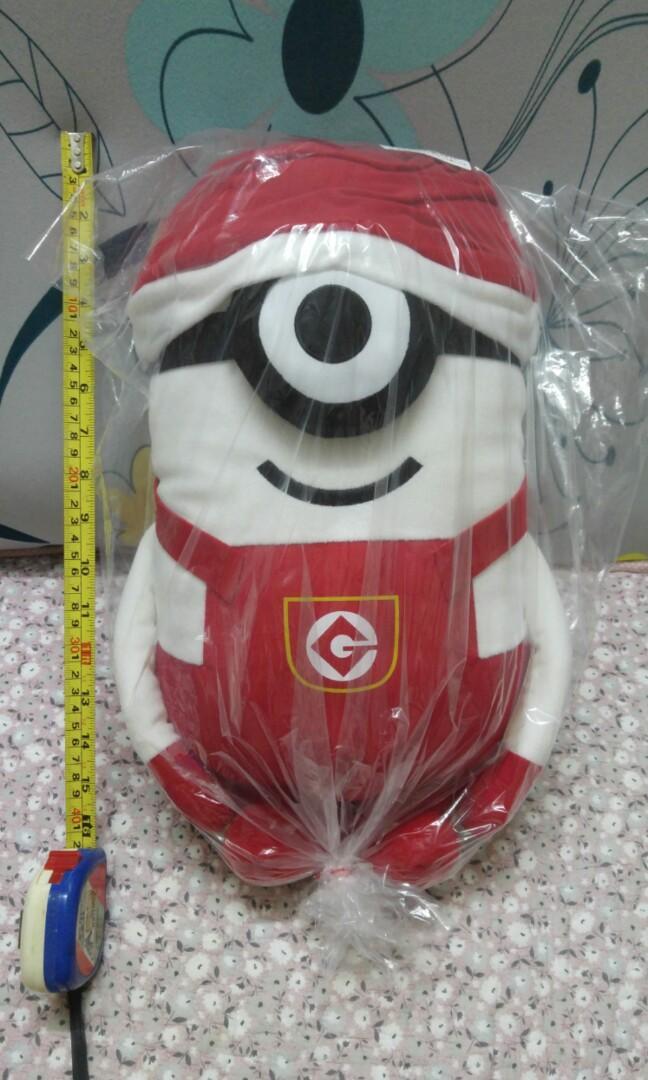 爆趣Minion聖誕造型 (日本直送聖誕特别版本)