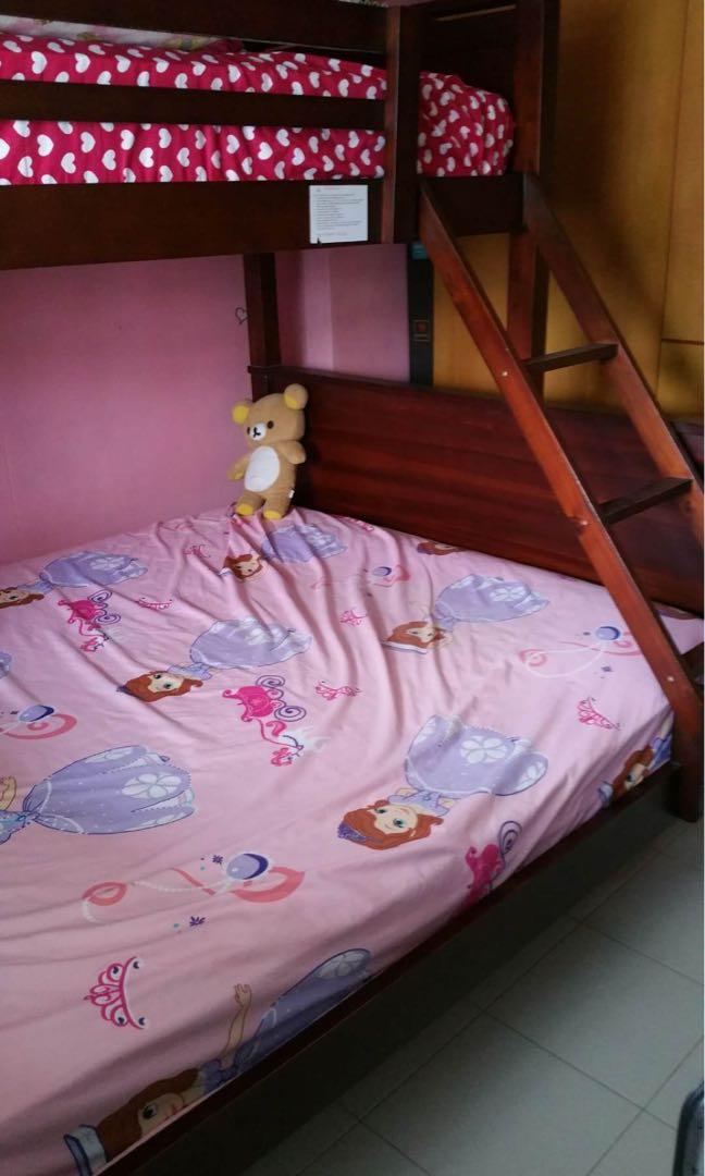 Mint condition bunk bed
