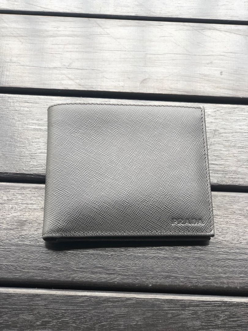 a75d93158954 ... france mint condition mens saffiano leather prada wallet for sale mens  fashion bags wallets wallets on