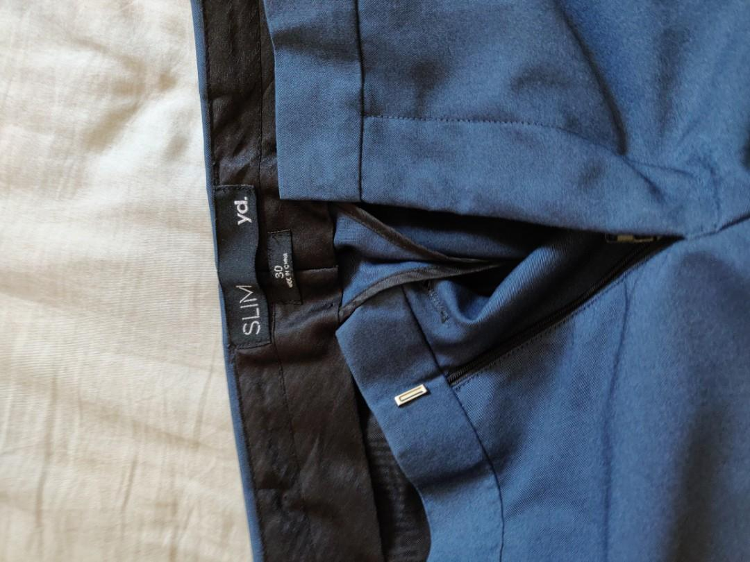 Navy Blue Suit and Trousers