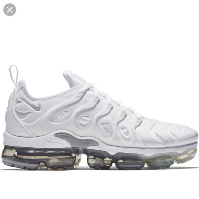 d5e9133c67c83 Nike Men's VaporMax Plus Shoes (Size US8.5), Men's Fashion, Footwear ...