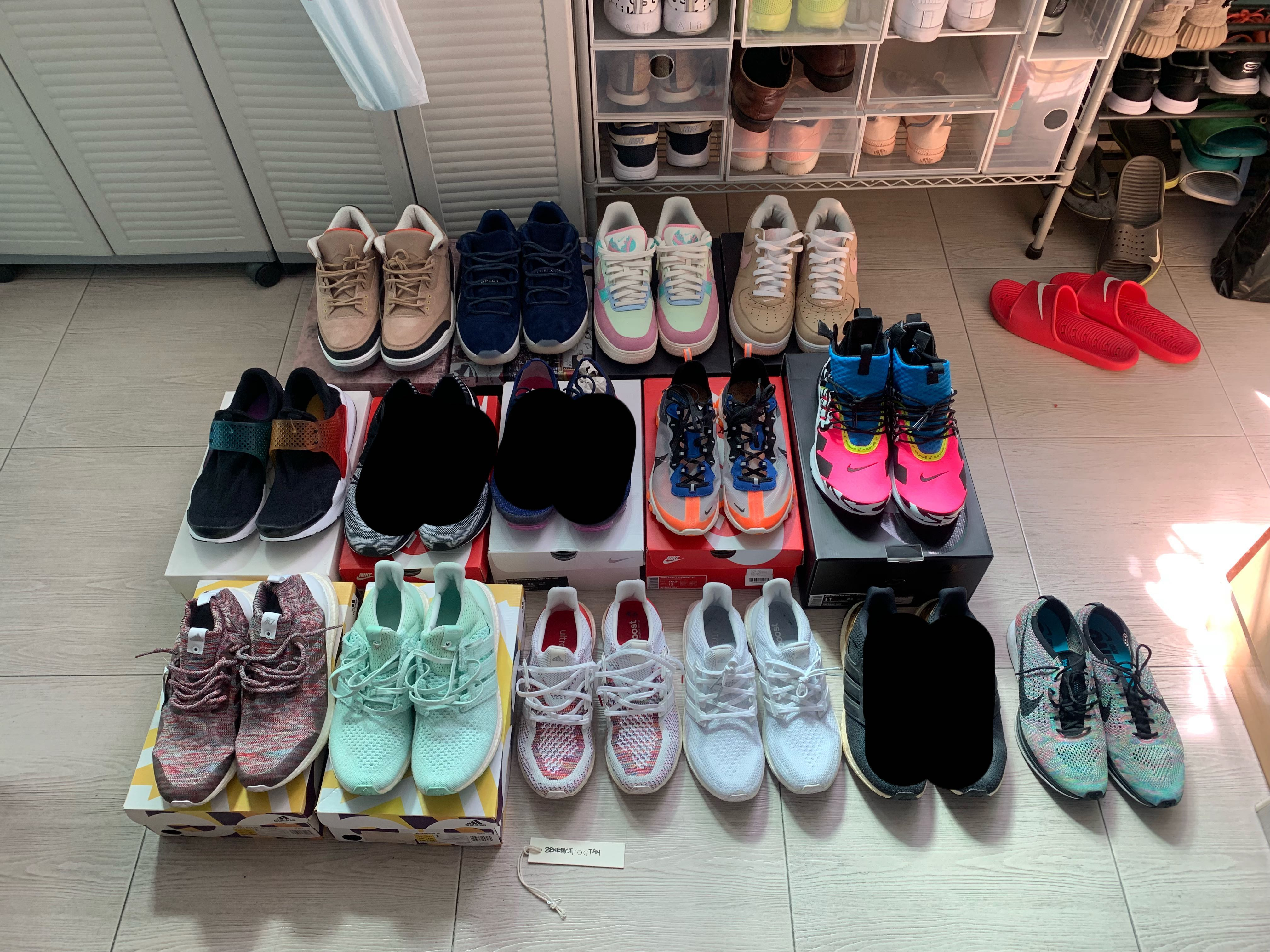 69d2c7a71d9 Nike Adidas Sneakers