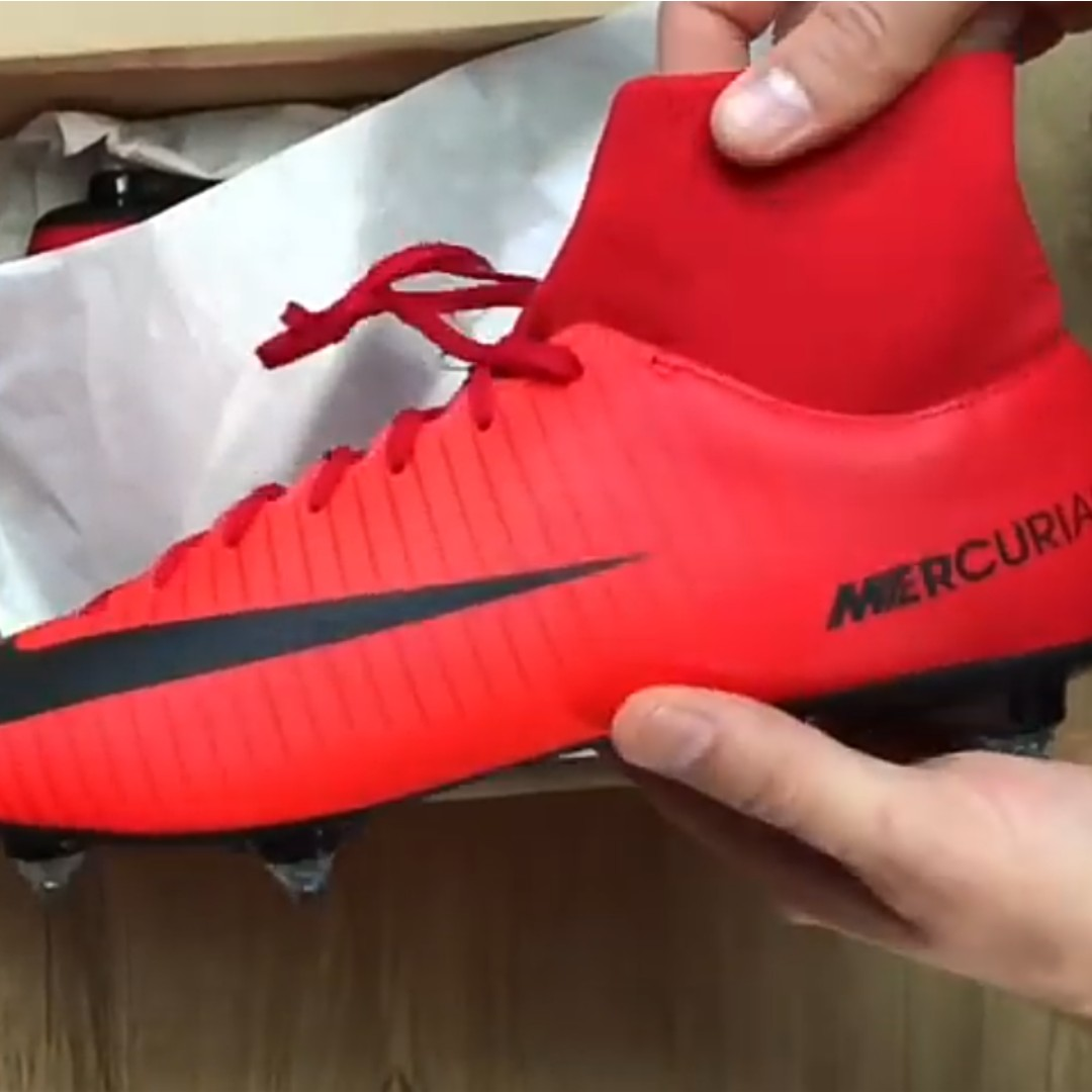 wholesale sales best quality best service Nike Mercurial Victory (Fire Pack)