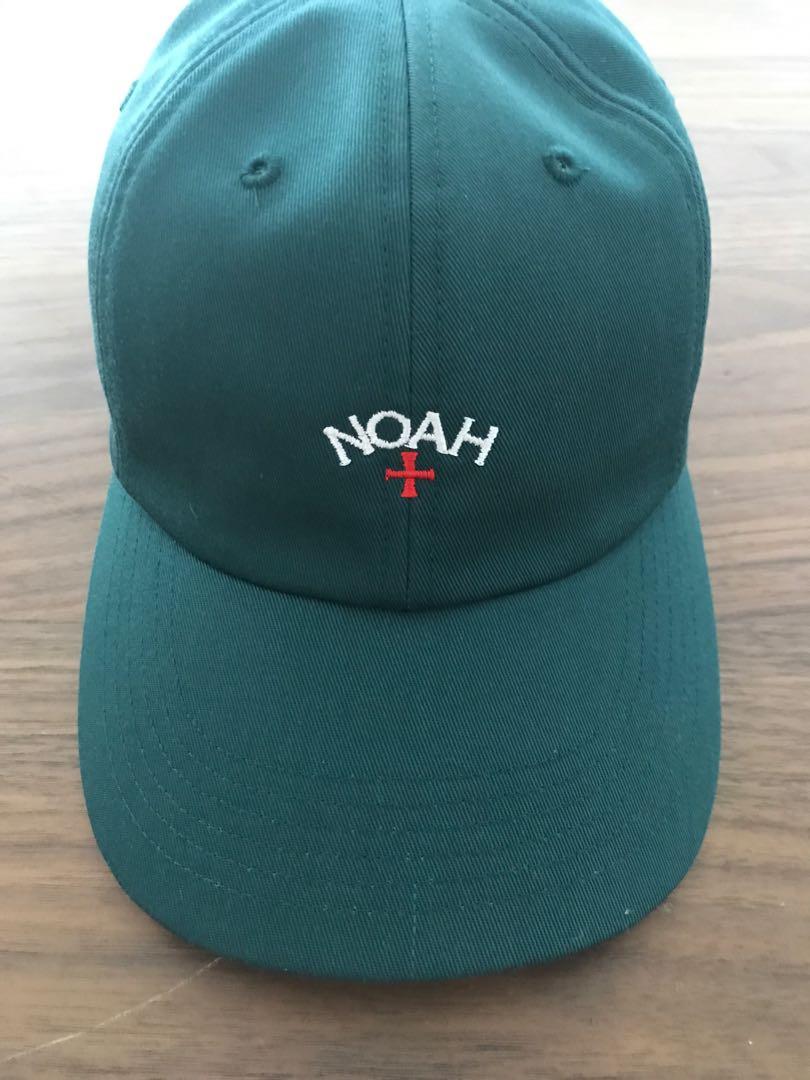 f502429a0cdef Noah NYC cap Core Logo Hat - Dark Emerald