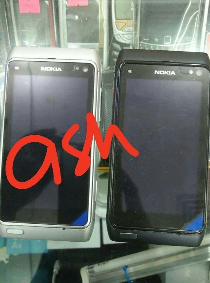 Nokia N8 on Carousell