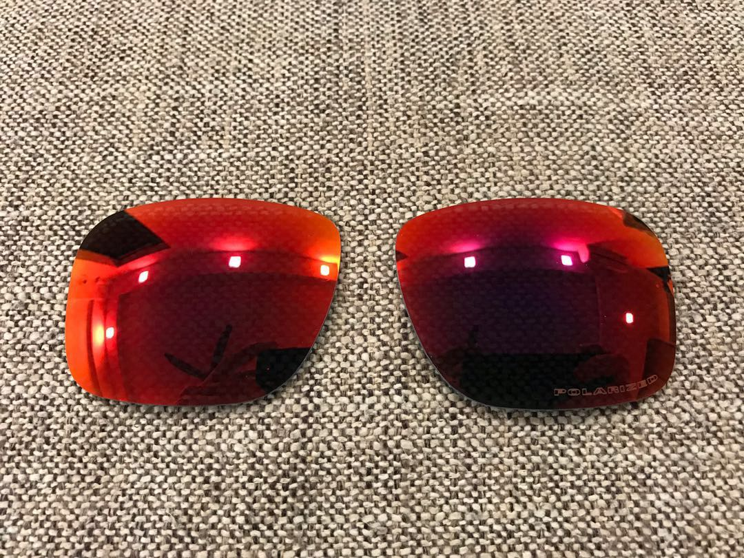 c26e4793dcb Oakley™ HOLBROOK Asian Fit (Ruby Iridium Polarized) Lenses Only ...