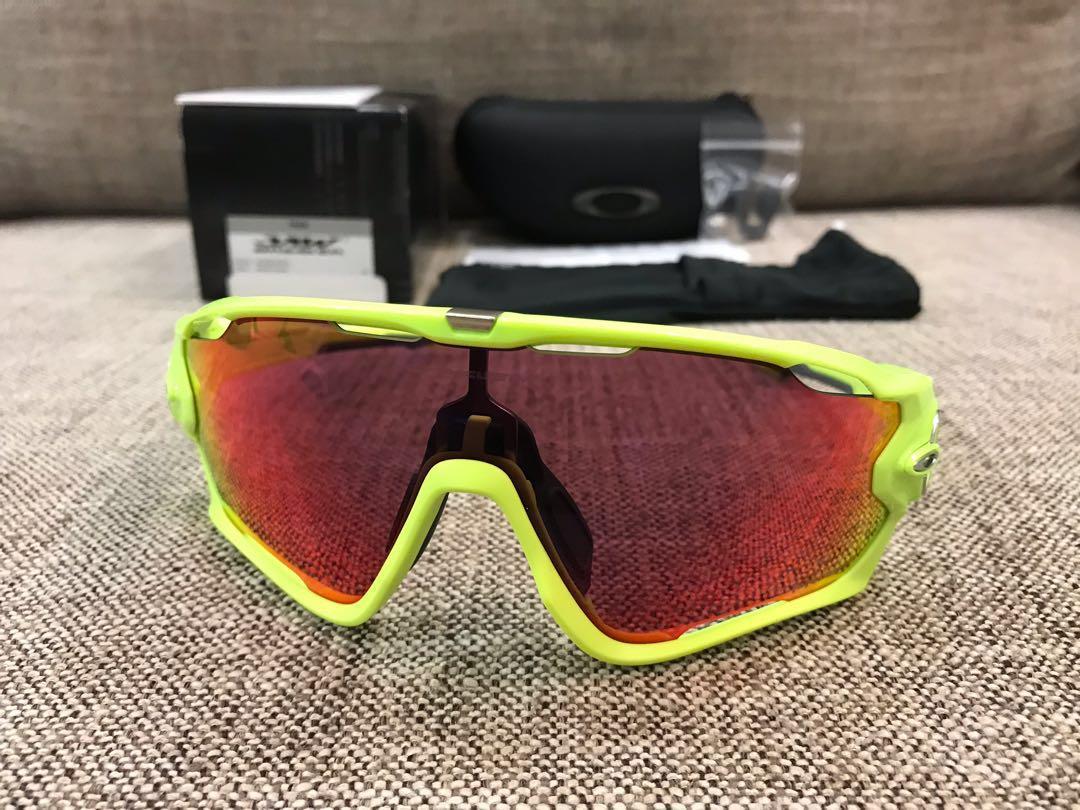 1a8dbf583c Oakley™ JAWBREAKER (Retina Burn Prizm Road)