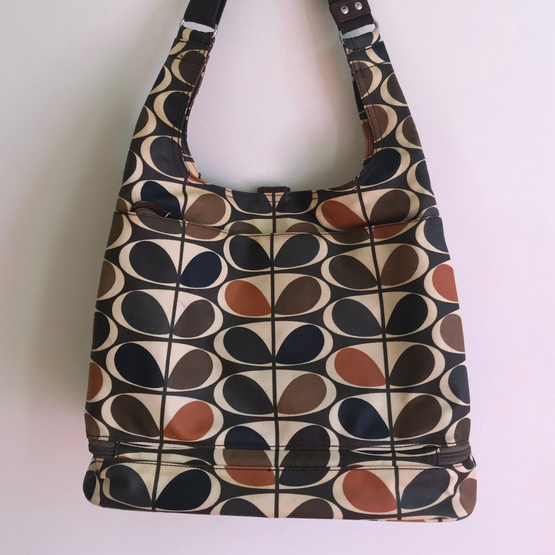 bab0f24d96e Orla Kiely Changing Bag with Changing Mat (Classic Multi Stem print ...