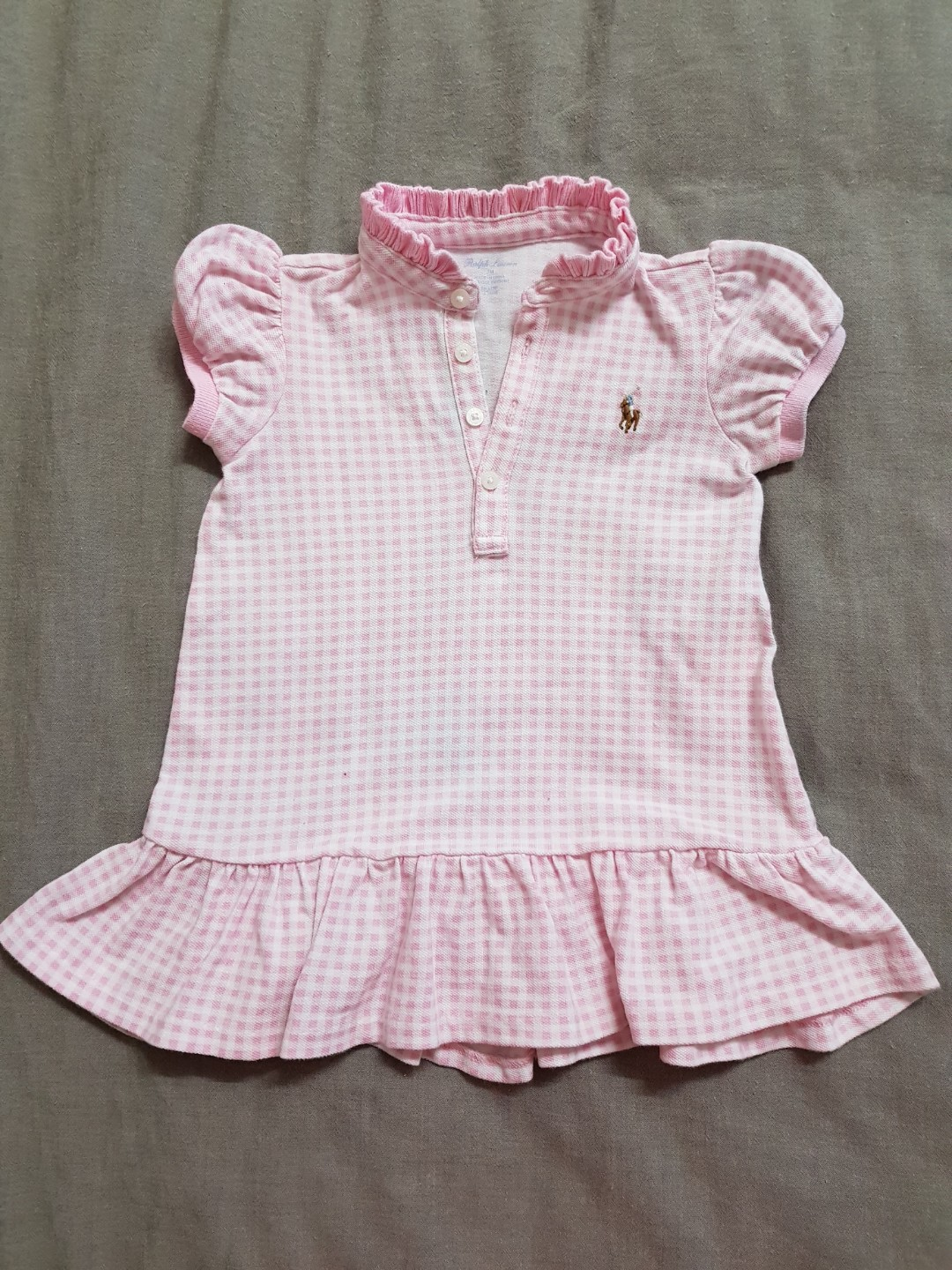 ae37f8962d2b8 Polo Ralph Lauren Baby Girl Dress