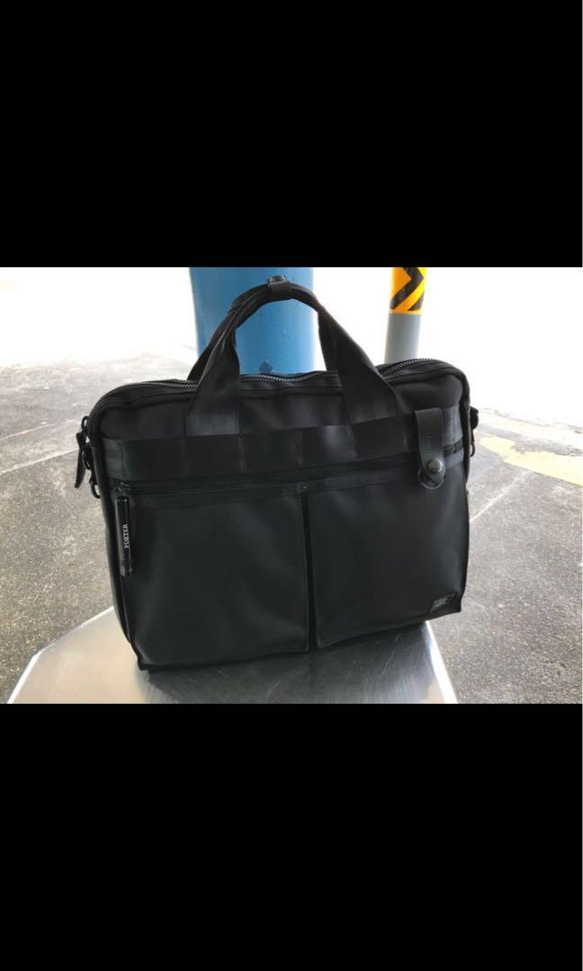 e8735f3cf9 Porter Yoshida Tokyo Business bag