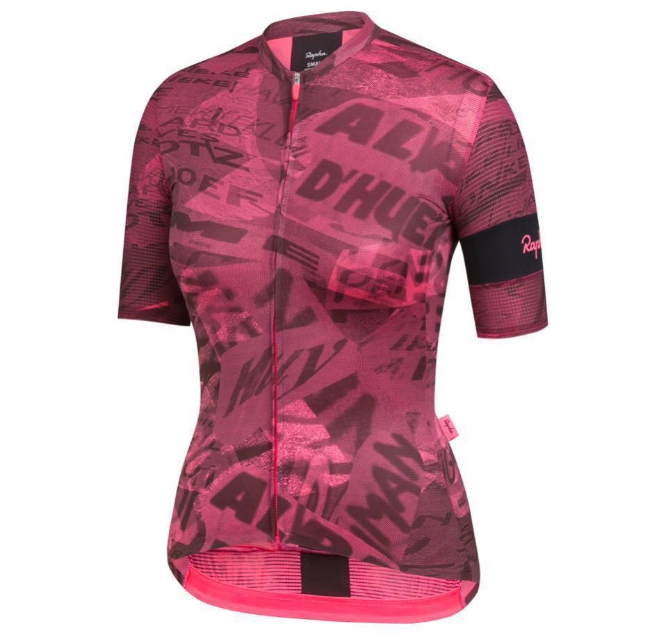 b3c03278e RAPHA - GRAFFITI PRINT SOUPLESSE FLYWEIGHT JERSEY for Women