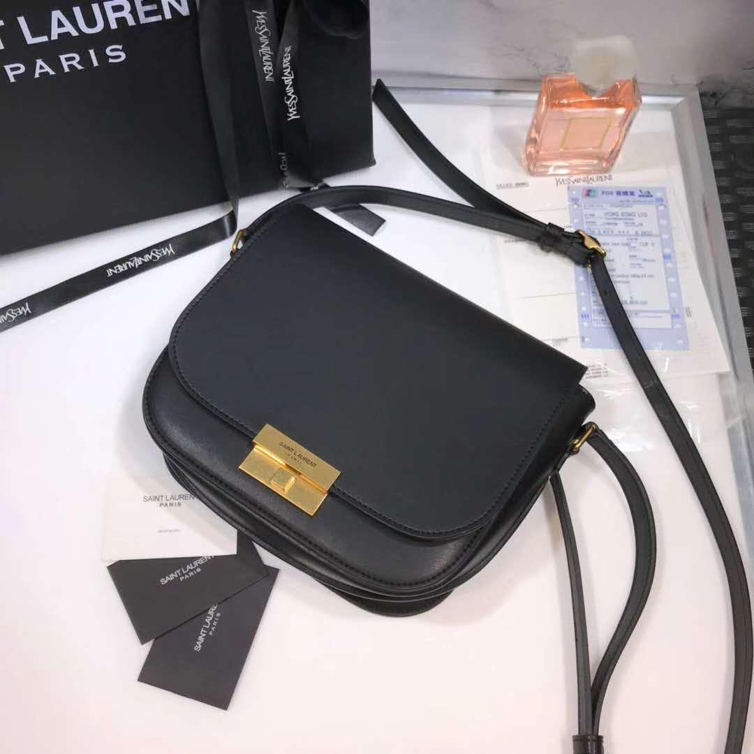 aa1468d740b Saint Laurent Betty Satchel In Smooth Leather, Women's Fashion, Bags ...