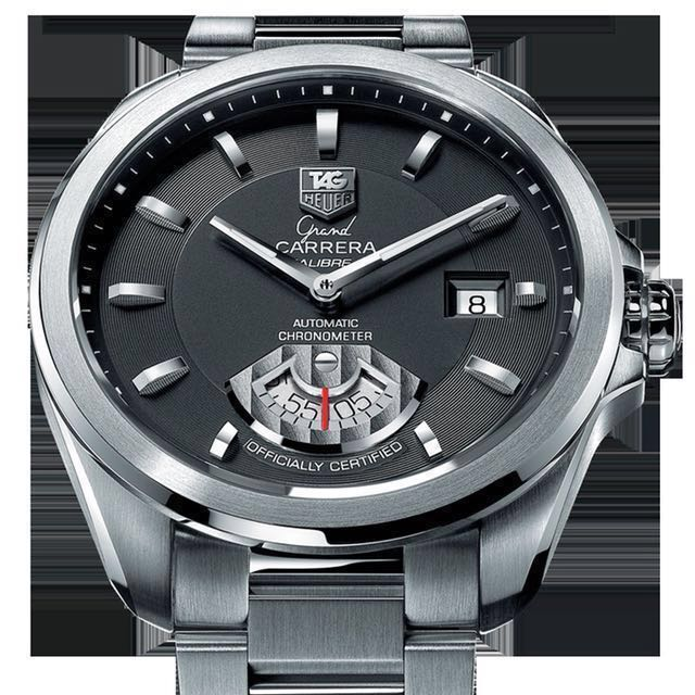 b651d24c399 TAG Heuer Grand Carrera Calibre 6 RS, Men's Fashion, Watches on ...