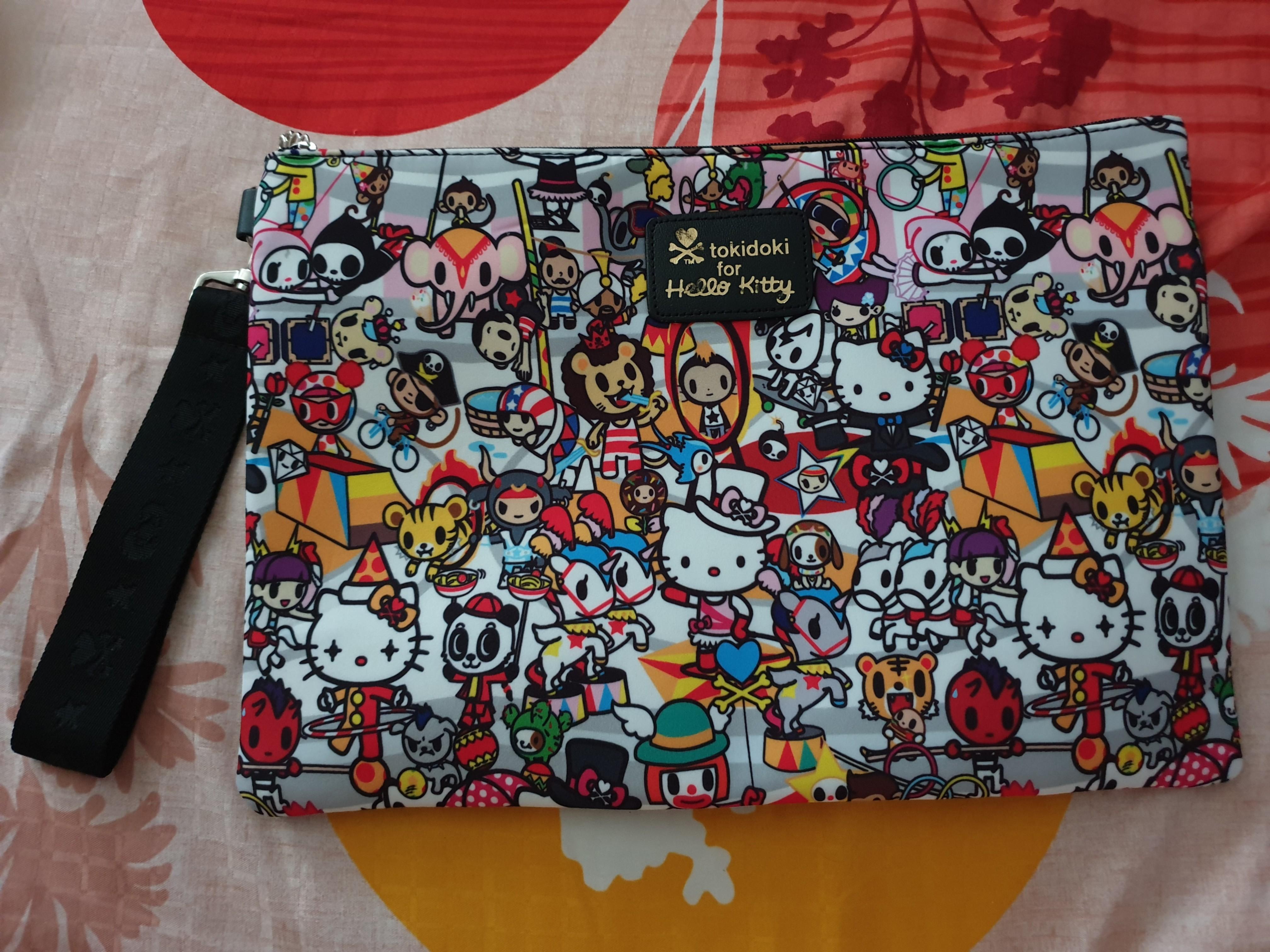 Tokidoki x Hello Kitty Clutch Jujube 3c9e23cbf3263