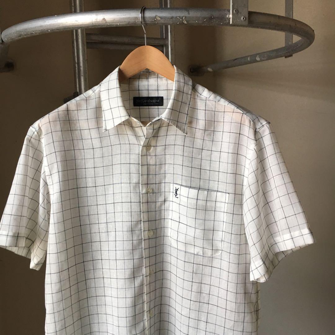 vintage ysl shirt