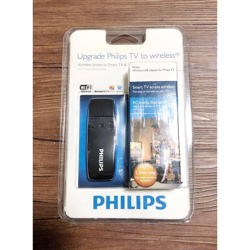 Wireless USB adapter for Philips TV, Electronics, Others on