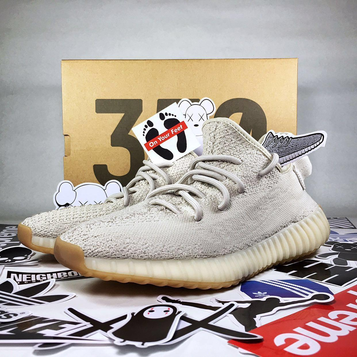 sale retailer 1ad44 80b7a SELLING: Adidas Yeezy Boost 350 V2 Sesame, Men's Fashion ...